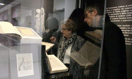 La Universidad de Jaén muestra 'Biblias del siglo XVI en el contexto de la Reforma', en su espacio 'Obra invitada'