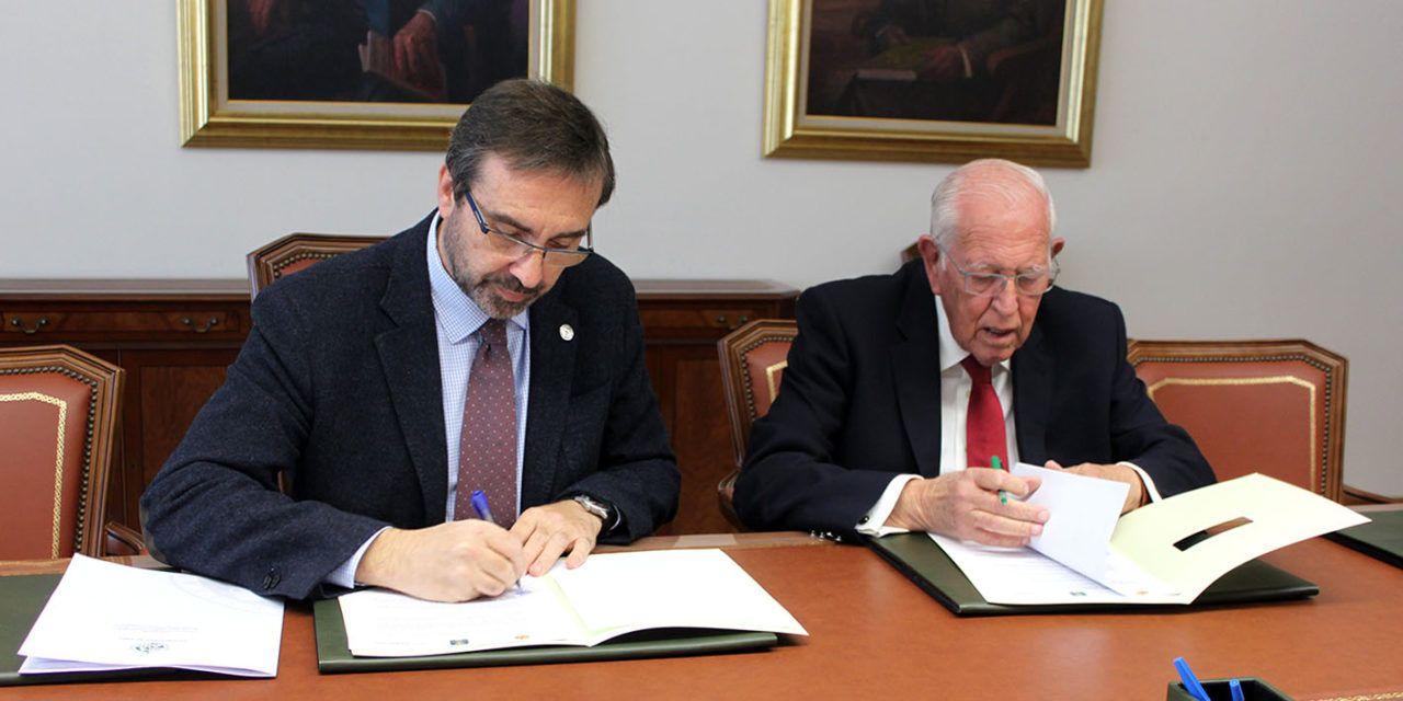 Convenio entre la Universidad de Jaén y la Fundación Caja Rural
