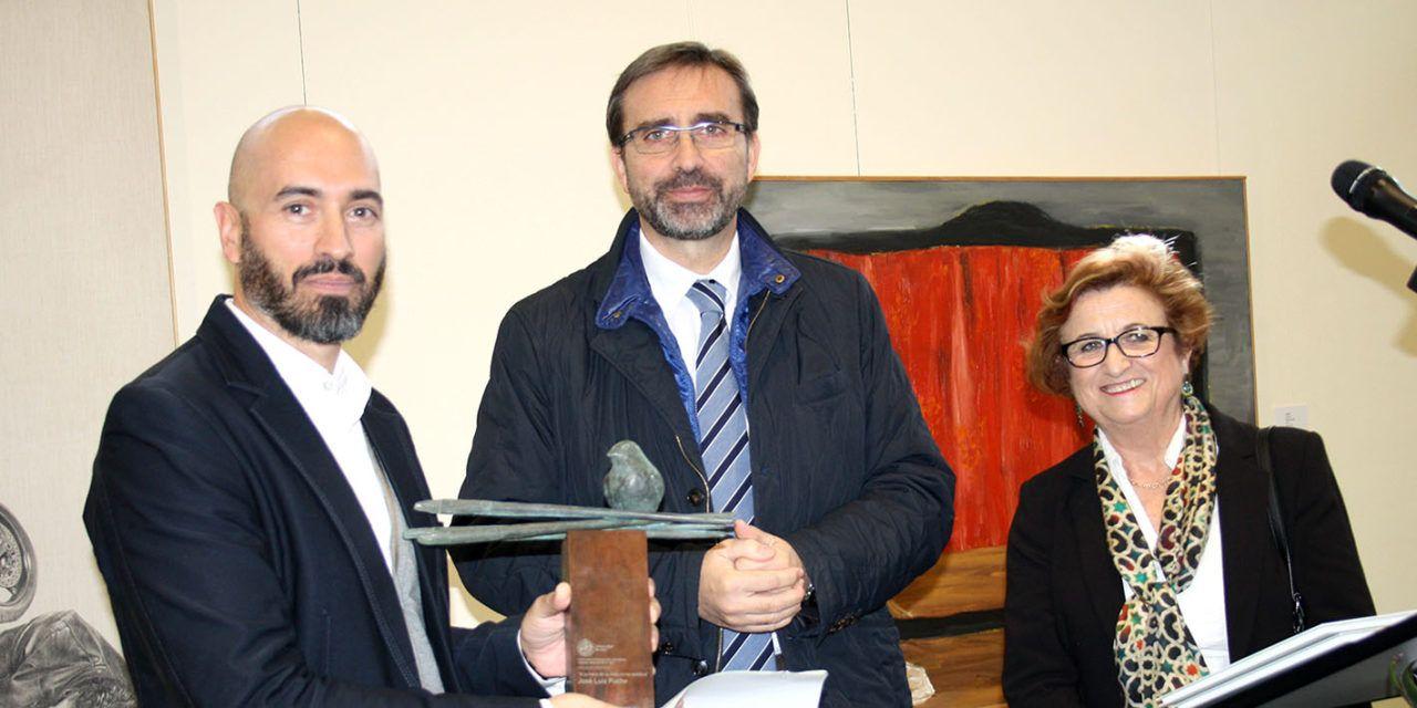 La Universidad de Jaén entrega los premios de su II Certamen de Pintura 'Manuel Ángeles Ortiz' 2017