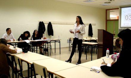 La Universidad de Jaén celebró su I Torneo de Debate Académico Interno