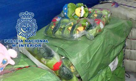 Un detenido por comercializar juguetes falsificados