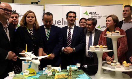 El aeropuerto Granada-Jaén estrena nuevas conexiones a Bilbao, París, Gran Canaria y Tenerife