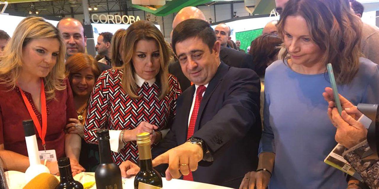 La provincia se promociona en Fitur 2018 con Úbeda y Baeza, el oleoturismo y el turismo activo como principales protagonistas