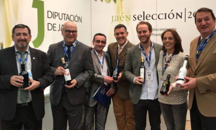 """Los aceites """"Jaén Selección 2018"""" lucen su calidad en la cumbre gastronómica Madrid Fusión"""