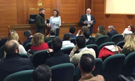 La Junta respalda con más de 2,3 millones a 38 jóvenes agricultores de las OCAs de Jaén, Huelma y Alcalá la Real
