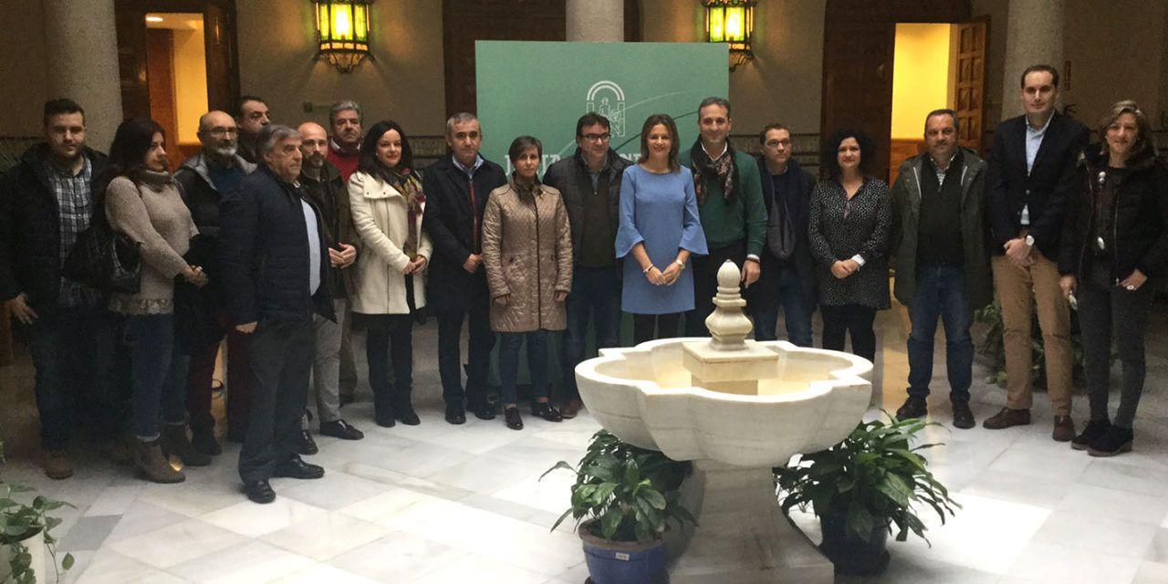 """Vuelvena Jaén las """"escuelas taller"""" de la Junta"""