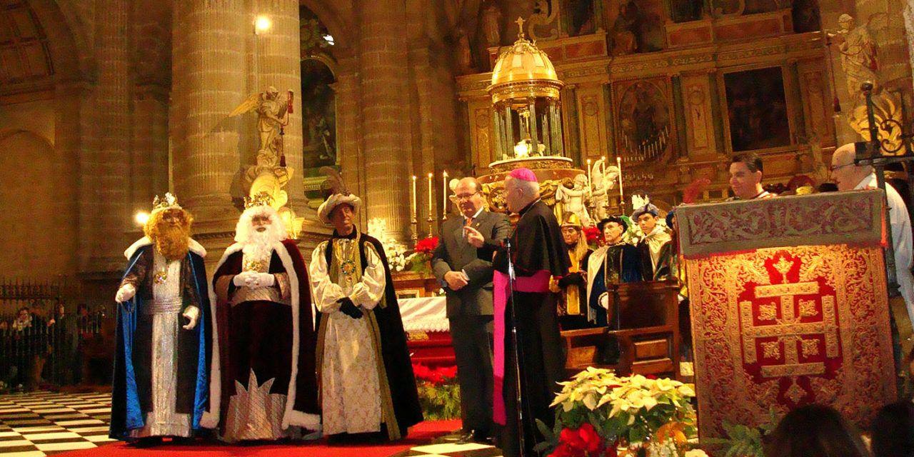 Sus Majestades los Reyes Magos llegan a Jaén