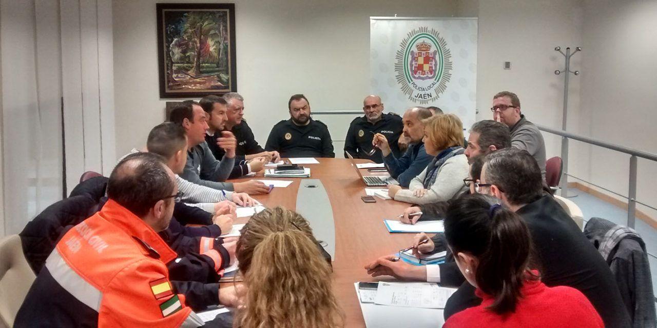 Dispositivo de Tráfico y Seguridad especial para la XXXV Carrera Urbana Internacional 'Noche de San Antón'