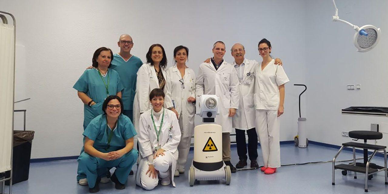 El Complejo Hospitalario de Jaén inicia la aplicación de la 'braquiterapia' para tratar tumores cancerígenos con mayor precisión yefectividad