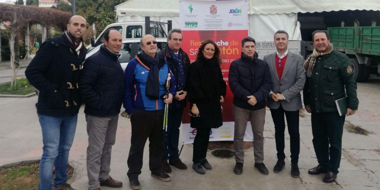 El parque de la Concordia acogerá la II Feria del Corredor donde se darán cita los participantes de la carrera de San Antón