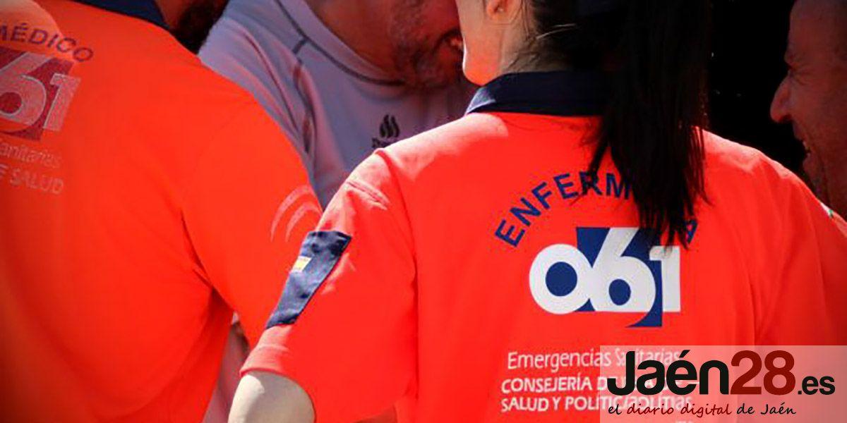 El 061 organiza un dispositivo sanitario especial para la XXXV Carrera Urbana Internacional `Noche de San Antón