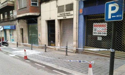 Nueva zona reservada para estacionamiento de motos en la Avenida de Granada