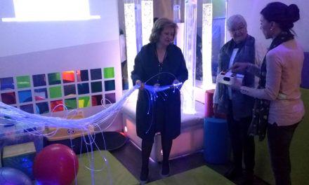La Junta destina 1,2 millones de euros cada año a la atención infantil temprana en los 20 centros de la provincia de Jaén