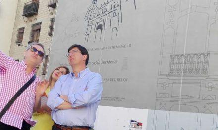 Ciudadanos solicita respuesta al Gobierno sobre las obras de restauración de la Catedral de Jaén