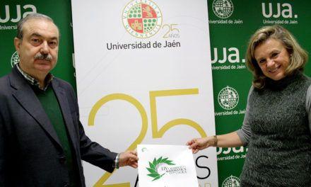 La Fase Nacional de la LIV Olimpiada Matemática Española, que acogerá la UJA en marzo, ya tiene logotipo