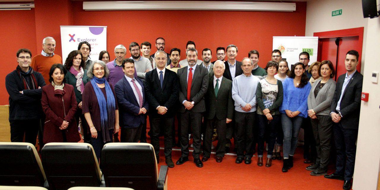 Comienza el programa Explorer 'Jóvenes con ideas' en la Universidad de Jaén con 20 proyectos y 23 emprendedores seleccionados
