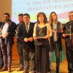 """El cocinero marteño José María Melero recibe el """"Premio Degusta Jaén"""" al mejor chef"""