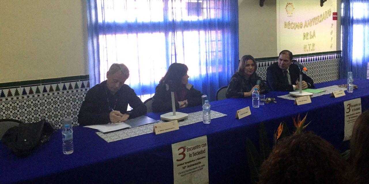Clausuras las jornadas del III Encuentro con la Sociedad en el Centro Penitenciario de Jaén