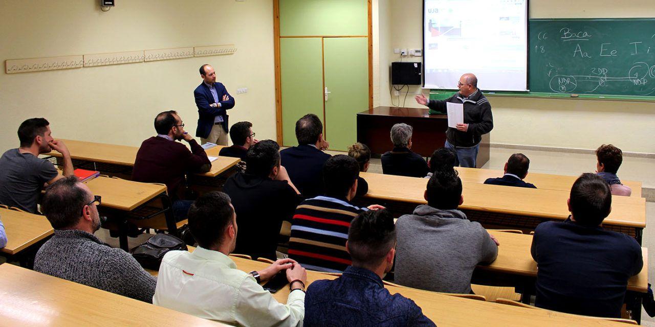 33 alumnos participan en el III Curso de formación de elaboración en aceite de oliva de la UJA y GEA