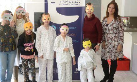 Los pacientes ingresados en el Hospital Materno-Infantil de Jaén han celebrado el Carnaval con un taller de elaboración de máscaras