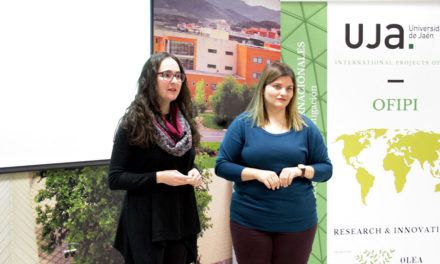 Investigadores de la Universidad Columbia del Paraguay describen en la UJA las oportunidades de financiación del gobierno paraguayo para proyectos asociativos de I+D+i
