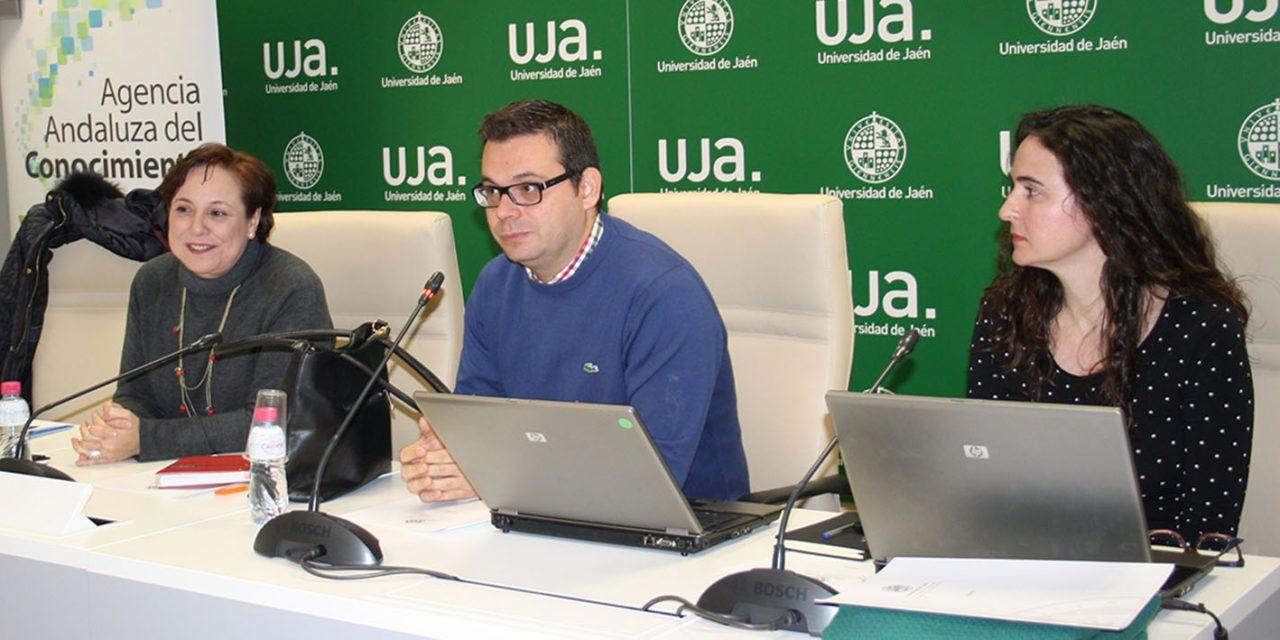 La Agencia Andaluza del Conocimiento imparte un seminario a investigadores de la UJA sobre la preparación de propuestas al Consejo Europeo de Investigación