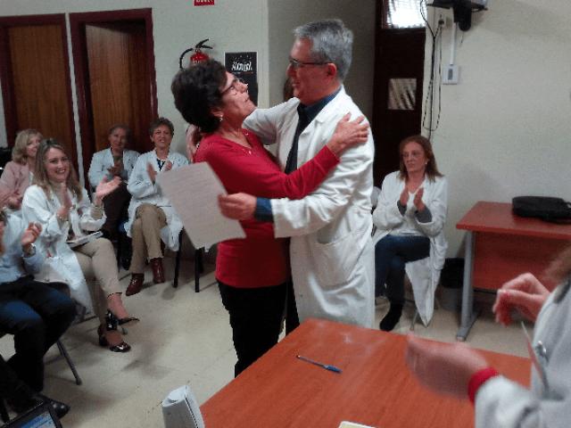 El centro de salud de 'El Valle' imparte un curso de ayuda psicológica para mujeres de la capital jiennense