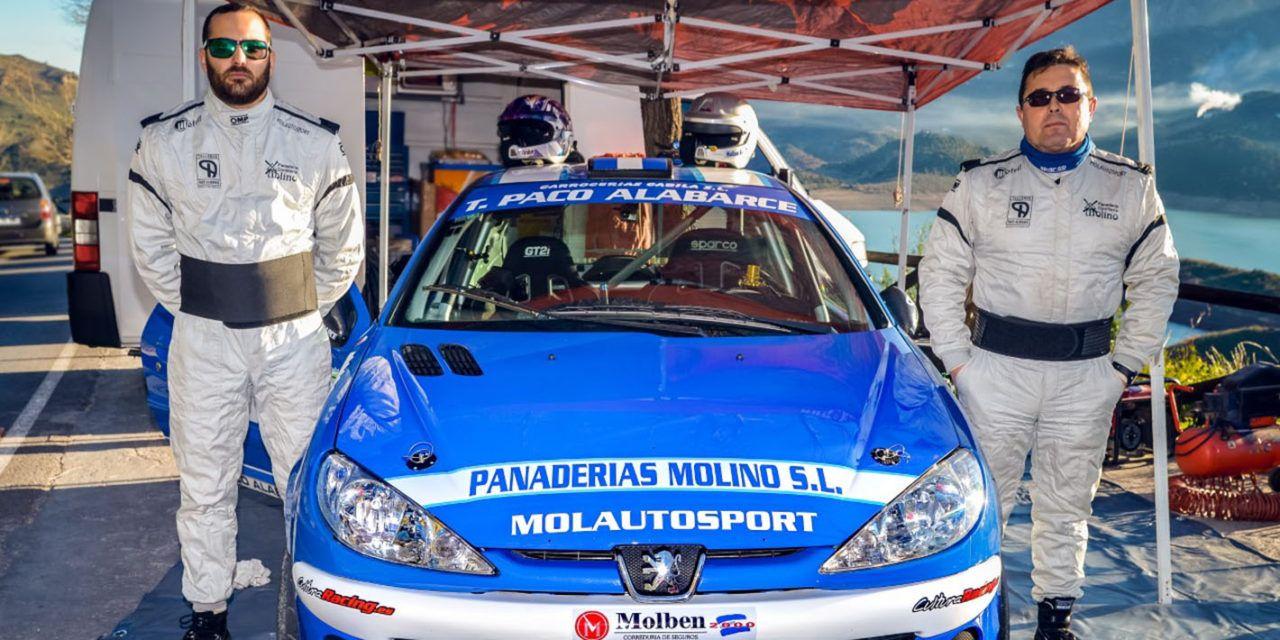 Iván Urea comienza la temporada de Rally