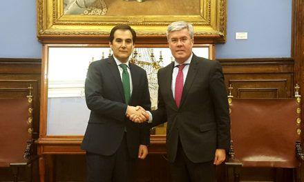 Los secretarios de Estado de Hacienda y Seguridad impulsan el acuerdo para la construcción de la nueva Comisaría del Cuerpo Nacional de Policía en Jaén