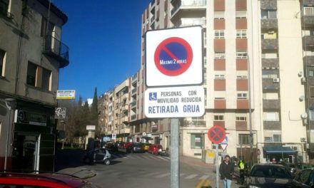 Reforzada la señalización de las calles Obispo Estúñiga y Sefarad