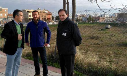 Continúan los trabajos de tratamiento y limpieza en los solares del barrio Expansión Norte