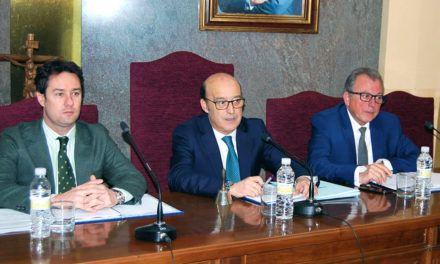 El Colegio de Abogados de Jaén tramita más de 12.000 asuntos del Turno de Oficio en 2017