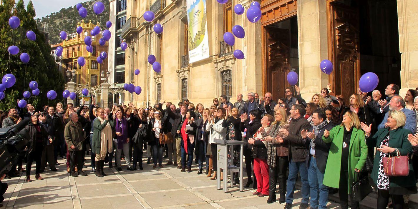 """Diputación conmemora el Día Internacional de la Mujer, una jornada """"especial, reivindicativa e histórica"""" por la igualdad"""
