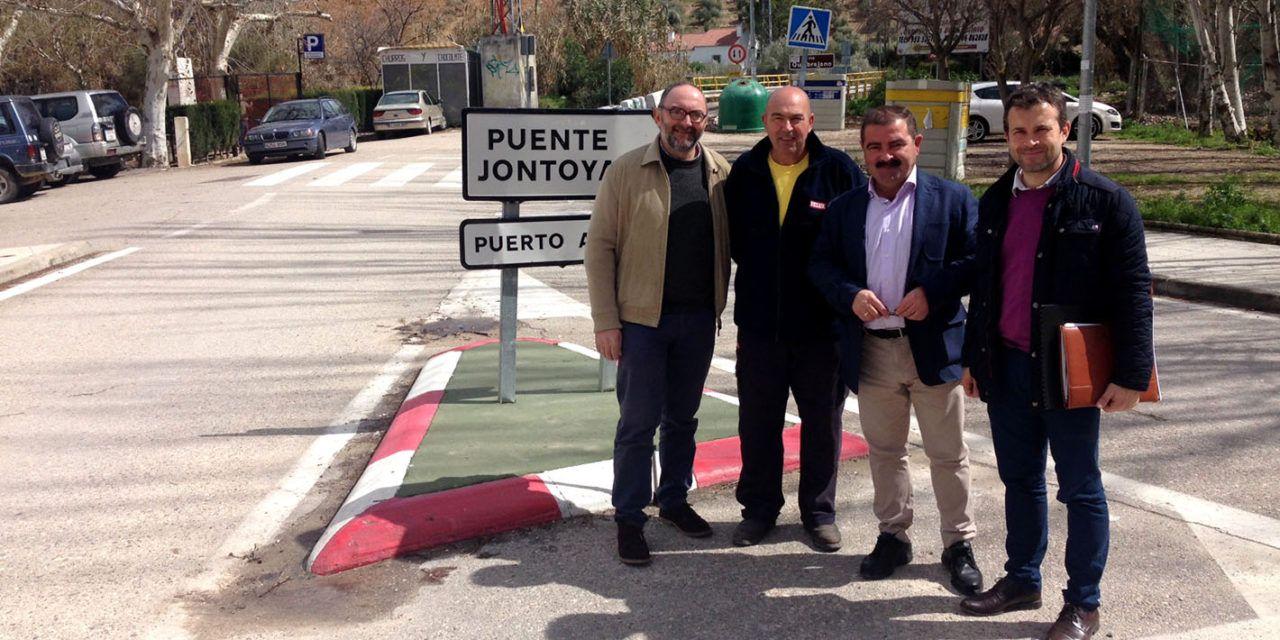 La carretera que une Puente de la Sierra y Puente Jontoya será acondicionada