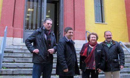 400.000 euros para habilitar la antigua sede de Banesto en Jaén como centro de dinamización turística