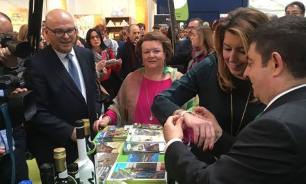 VÍDEO | Segundo día de la V Feria de los Pueblos con la visita de Susana Díaz