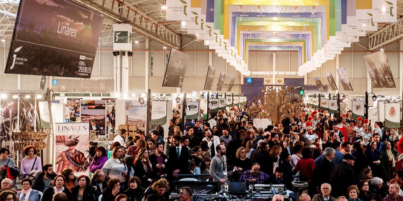 Más de 20.000 personas respaldan la quinta edición de la Feria de los Pueblos organizada por la Diputación de Jaén