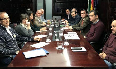 Medio Ambiente y Ayuntamiento de Jaén se reúnen para coordinarse en relación a las cuestiones vinculadas al PGOU