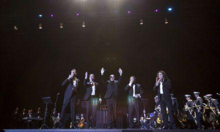 Cantores de Híspalis llegan el 11 de marzo a Jaén con su obra 'Cristo. Pasión y Esperanza'