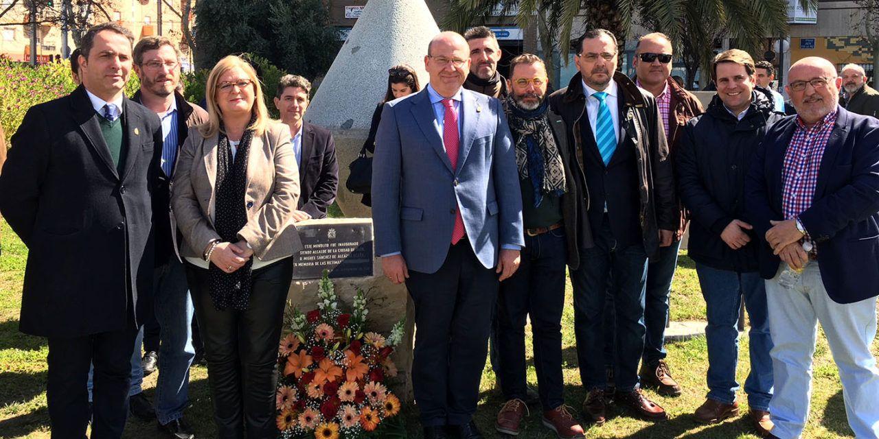Acto del Día Europeo en recuerdo a las víctimas del terrorismo