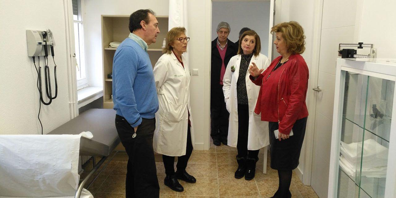Ampliación del centro de salud 'Virgen de la Capilla' de Jaén