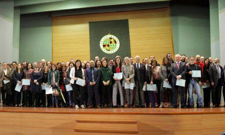 La Universidad de Jaén reconoce las buenas prácticas docentes de su profesorado