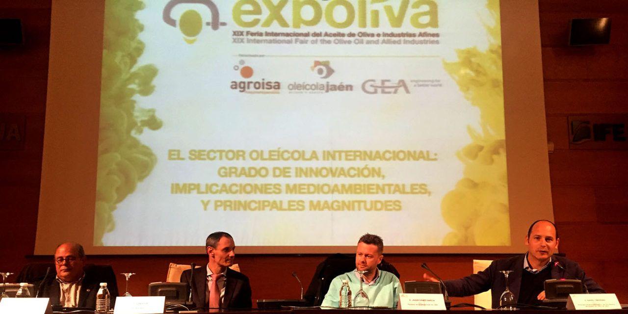 """La situación internacional del sector, la innovación y los precios centran el primero de los """"Diálogos Expoliva 2019"""""""