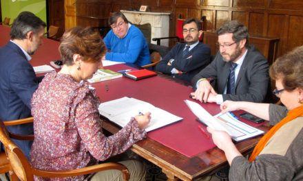 Una comisión elaborará un programa de actos para celebrar los 40 años de ayuntamientos y diputaciones democráticos