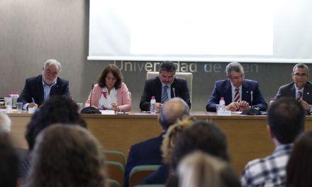 La Universidad de Jaén presenta la primera cátedra universitaria en Estudios Avanzados en Heridas