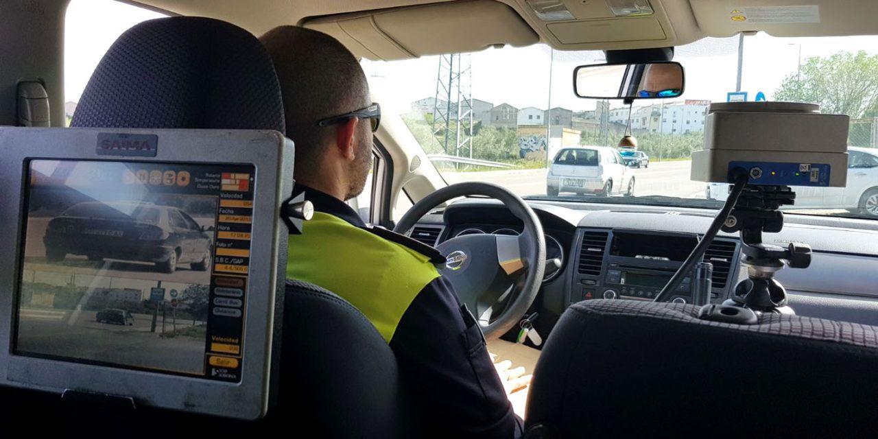 Más del 15 por ciento de los conductores circulan por la capital sin respetar los límites de velocidad