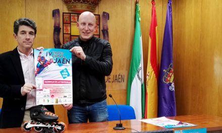 Llega al velódromo de las Fuentezuelas el IV Trofeo 'Ciudad de Jaén' de patinaje de velocidad