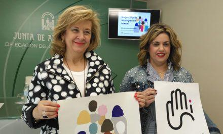 La Junta promueve el apoyo a las víctimas de violencia sexual y el rechazo a la actitud machista a través de una campaña