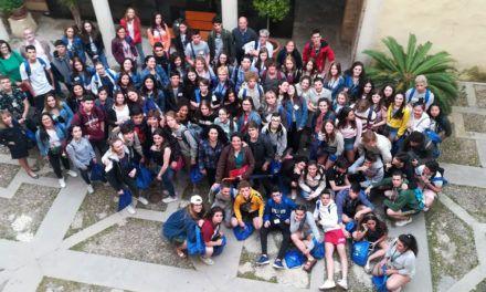 Un centenar de alumnos de cinco países participan en el Congreso Internacional del Colegio Pedro Poveda