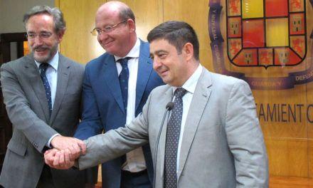 Reyes destaca que el acuerdo para la puesta en marcha del tranvía de Jaén es una buena noticia para la provincia